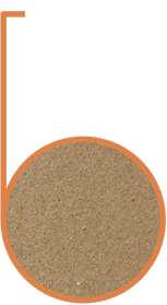 Sand (Natural, Crushed & Screened)